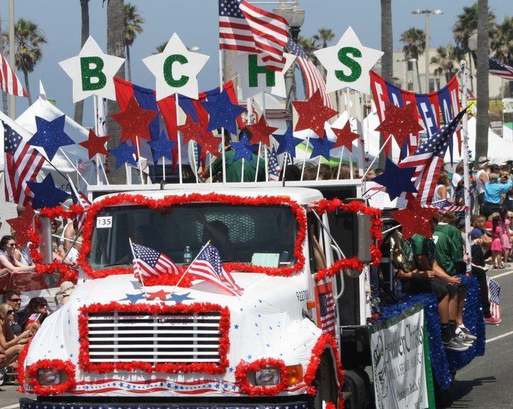 Memorial Day Parade Float Ideas | Parade ideas | Christmas ...