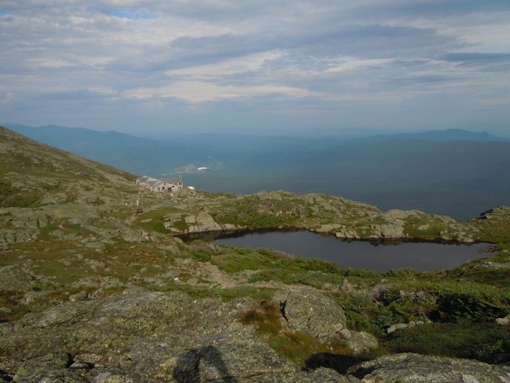 Mt Washington,Lake in the Clouds