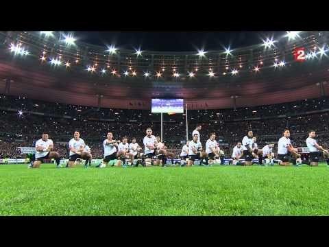 Finale Coupe du Monde De Rugby 2011