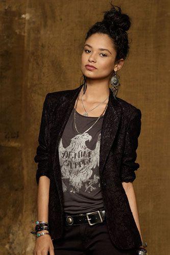 Ralph Lauren Denim & Supply Lace Blazer