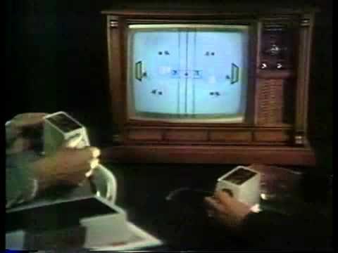 Vintage Arcade Games >> Magnavox Odyssey TV Commercial 1972 | The Vintage Arcade | Pinterest | Magnavox odyssey