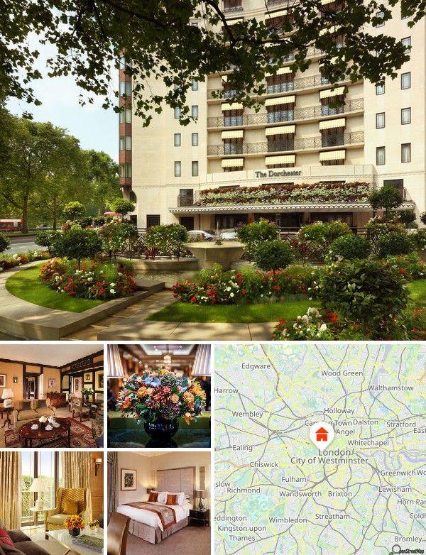 L'hôtel est situé devant Hyde Park, au coeur de de Londres, non loin à pied des innombrables boutiques d'Oxford Street, du palais de Buckingham, ainsi que des excellents établissements nocturnes de Knightsbridge et de Mayfair. Le parc, situé à proximité de l'hôtel, offre calme et sérénité, loin de l'agitation de la métropole .
