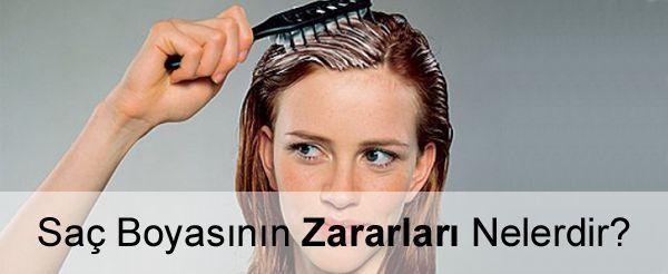 Bazı erkekler ya da çoğunlukla kadınlar saçlarını boyamaktan başka bir şey düşünmeyebiliyorlar. Saçlarda beyazlar çıktıktan sonra direkt boyamak istenebiliyor. Bazıları da saç boyasının yan etkileri...  #saçbakımı #kadın #güzellik #beauty #hamilelik #sağlık #ciltbakımı