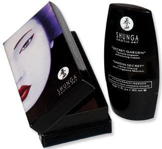 Shunga Secret Garden Sexual Enhancer  Women's sexual enhancement gel.  $22.95