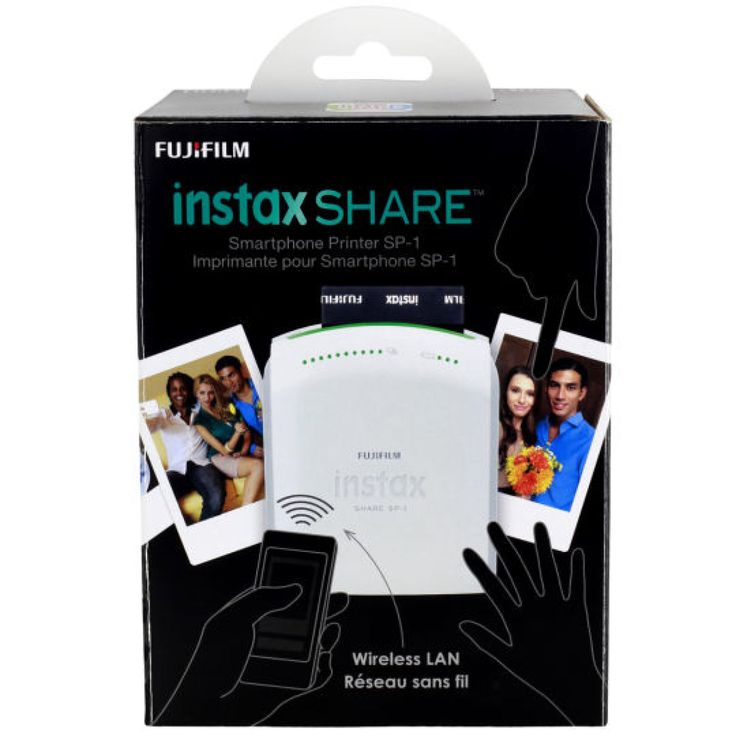 Fujifilm Instax Share™ Smartphone Wireless Printer gift idea. Print pictures straight from your phone