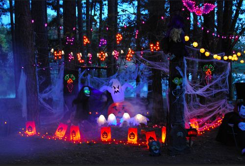 7 Reasons To Go Halloween Camping at Silent Valley Club - #SilentValleyClub
