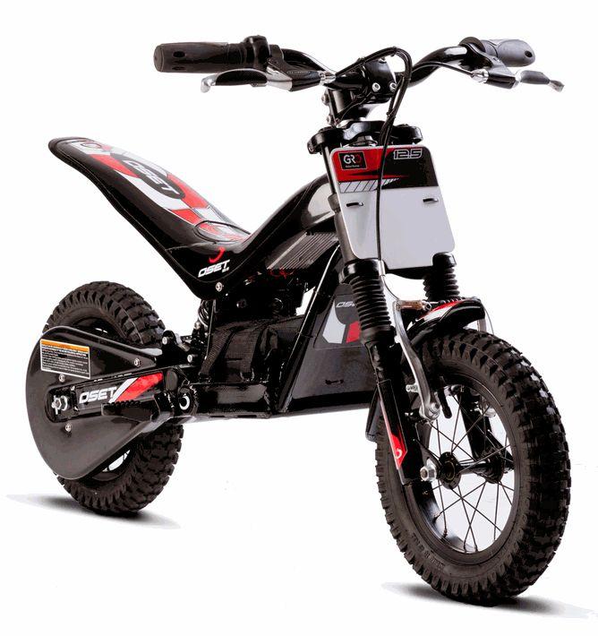 12.5 Oset Mini Electric Trials Bike for Kids