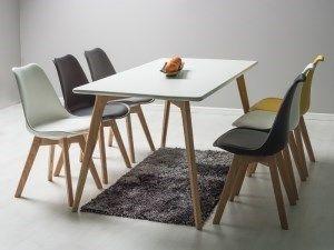 Stół MILAN 160/90 biały