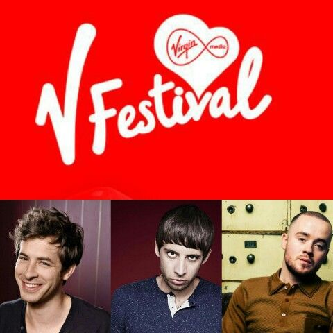 #VFESTIVAL LINE-UP   #MarkRonson, #Example and #MaverickSabre have been added to the line-up for this year's V Festival 2015.  #JLS star #AstonMerrygold has also been put on the roster, as he gets ready to unleash his first solo material.  #CalvinHarris and #Kasabian have already been confirmed as the headliners.   (Notes: #SamSmith, #Stereophonics, #EllieGoulding and more will also perform at V Festival this August 22-23, 2015.)  Posted on: Tuesday 12th May 2015, 05:07 PM  Source: CI4TKS™…