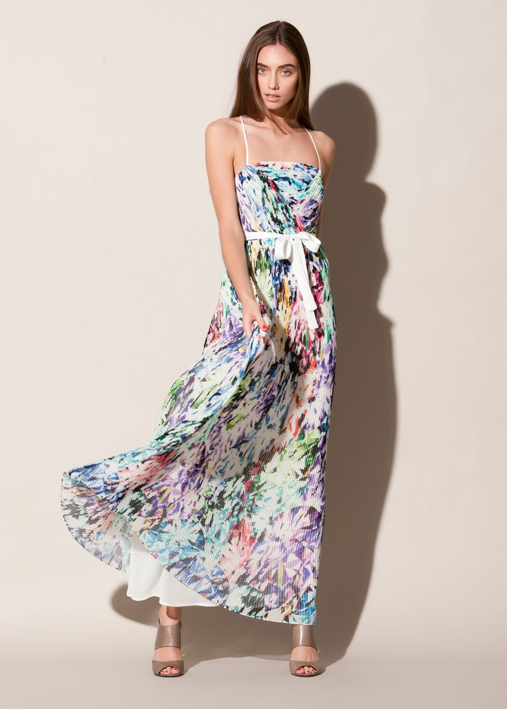 amorette Shattered Glass Maxi - Size 8