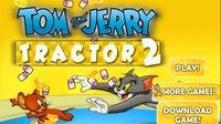 Tom And Jerry Game: TOM AND JERRY TRACTOR 2 ◠◡◠ - Funny Videos at Videobash