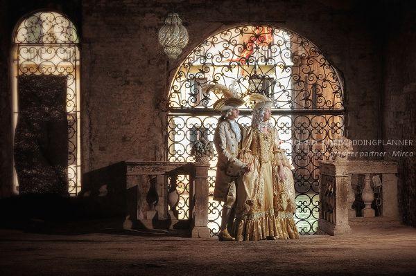 Mariage masqué Venise Costumé #venicewedding, #italianwedding, #veniceweddingplanner