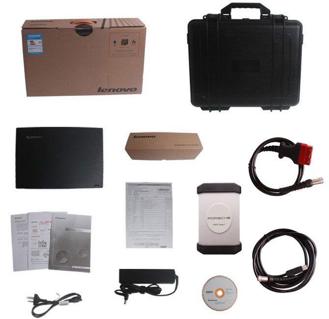 Porsche Piwis Tester II V16.8 with CF30 Laptop or Lenovo E49AL Laptop on Sale - US$738.00