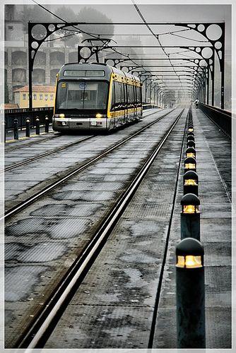 Metro, Oporto