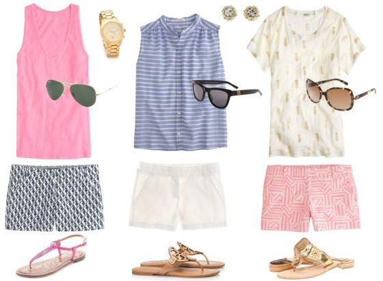 Sweet Southern Prep: Fashion Friday: Laid-Back Summer Style