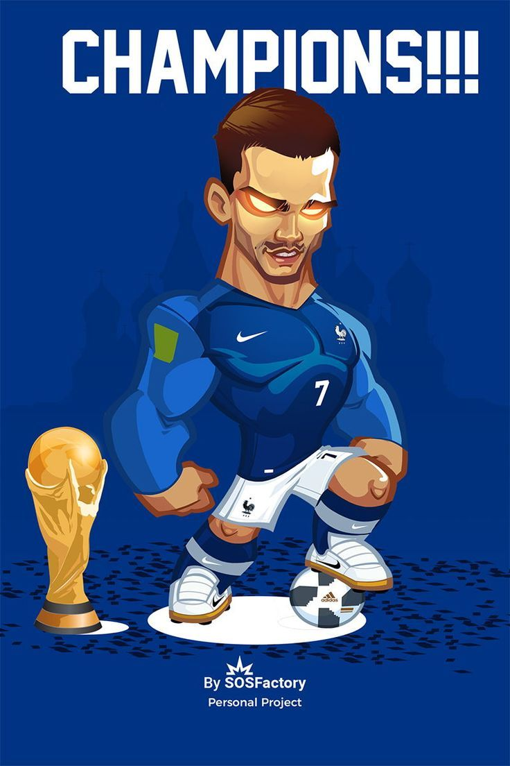 Soccer Pinwire Worldcup Russia 2018 Mascotization Project 300