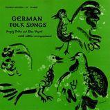 German Folk Songs [CD]