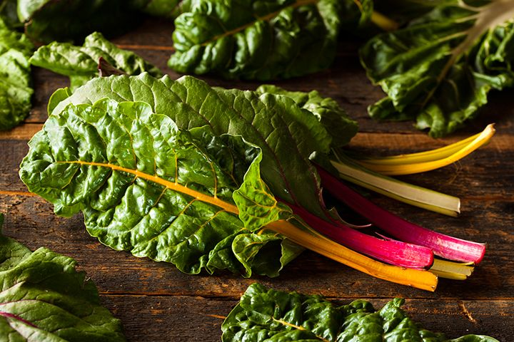 Rocco DiSpirito's Rainbow Chard in Cashew Cream: Bored with kale or spinach? Try this easy Swiss chard recipe from celebrity chef Rocco DiSpirito!