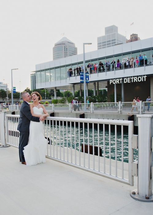 Must Capture This Shot At My Waterfront Wedding Waterview Loft