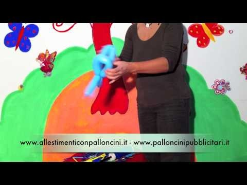 Sculture con palloncini modellabili: la pistola spaziale  http://www.palloncinimodellabili.it/