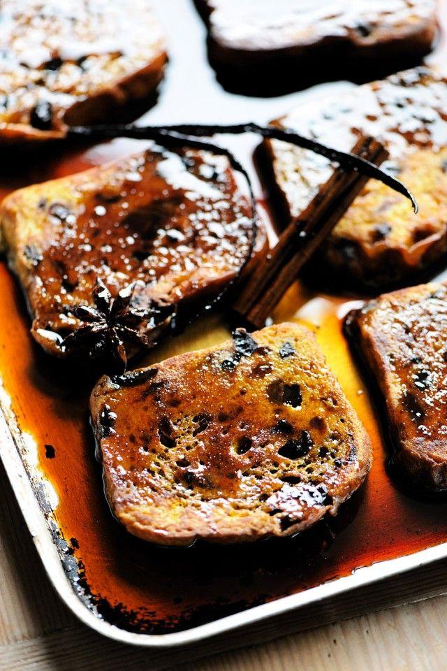 Torrejas - Salvadorean french toast