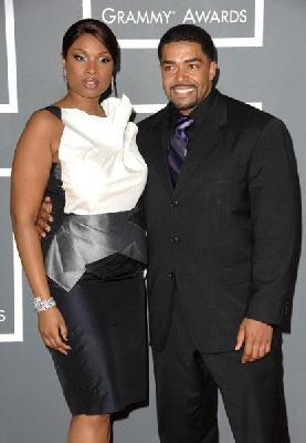 Jennifer Hudson & David Otunga...I love them together.