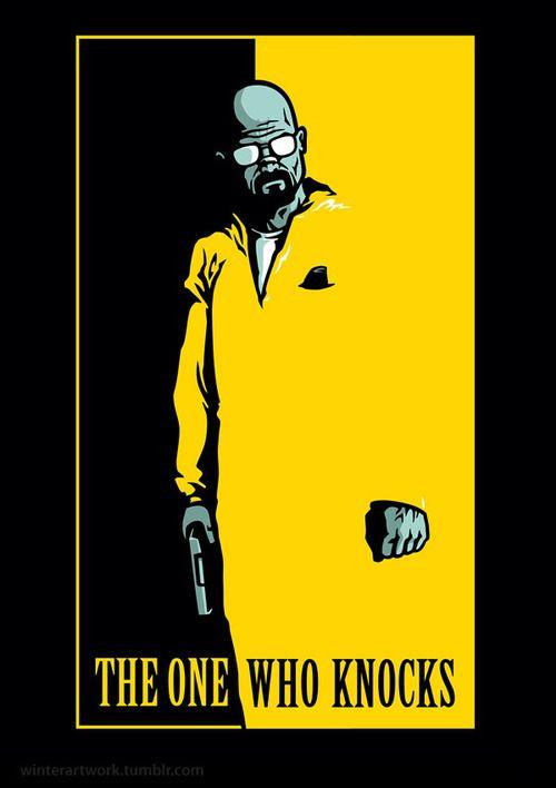 The One Who Knocks