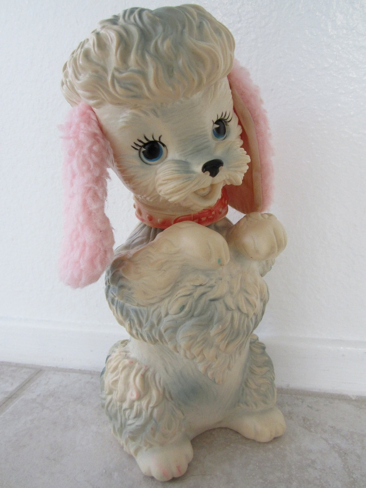 17 Best Images About Vintage Rubber Squeak Toys On