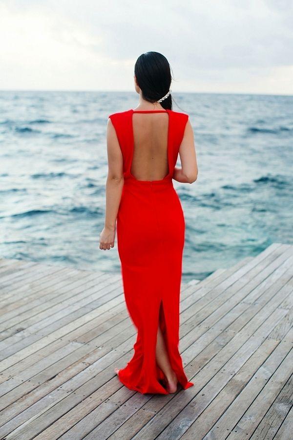 Sea Red - Peony Lim