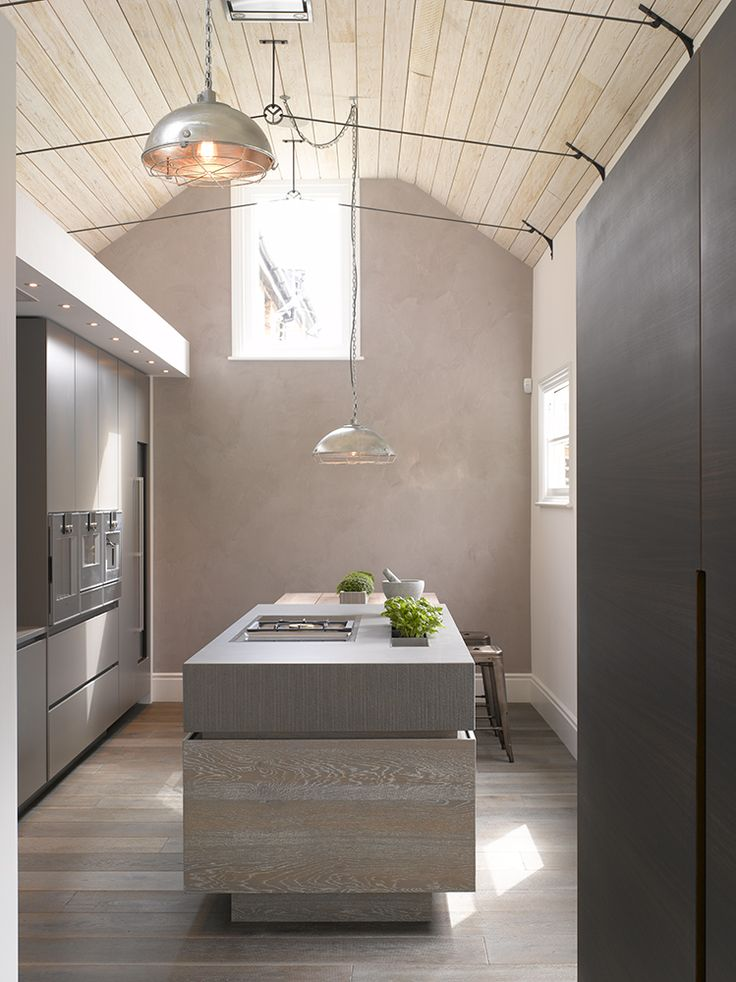 Roundhouse Clapham bespoke kitchen showroom
