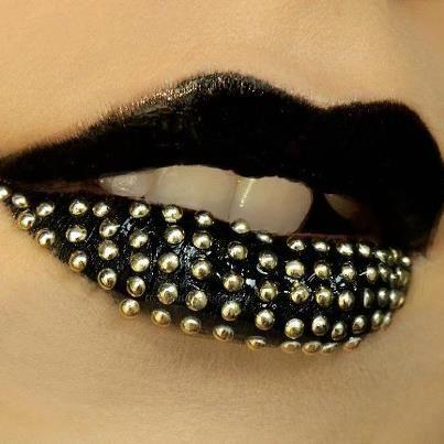 20 Super-Cool Lip Art Designs. Some of my favorite lip art masterpieces!                                                                                                                                                                                 More