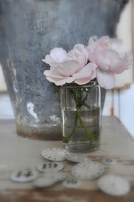 pale pink and zinc