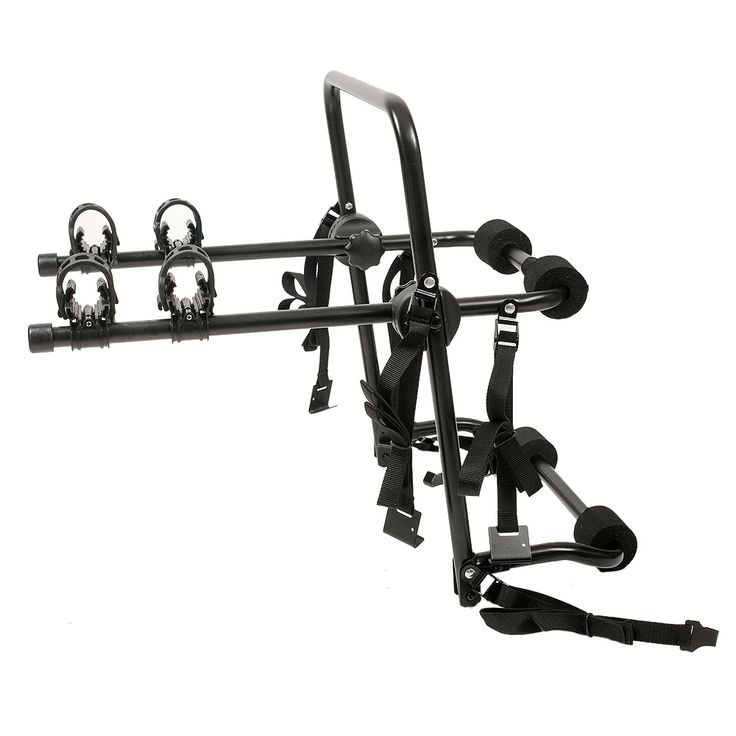 Only US$56.84, black Car SUV Bike Hitch Mount Bicycle Carrier Rack Trunk Mount Rack - Tomtop.com