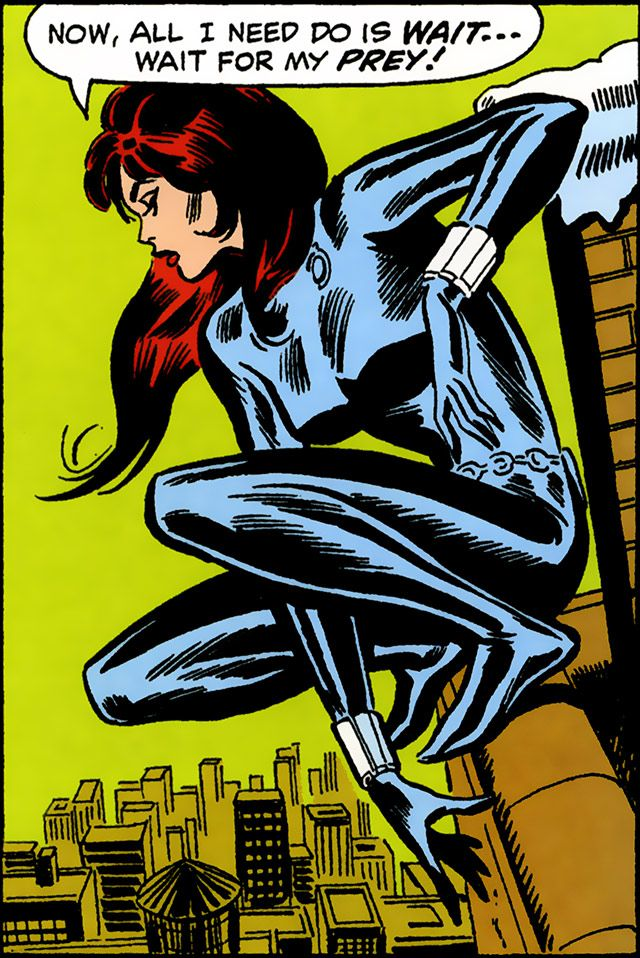 black widow comic strip - photo #23
