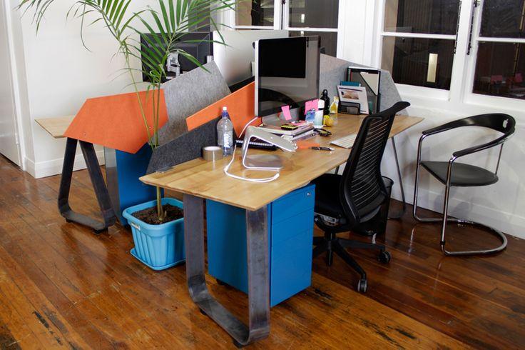 Facet desk screen for Productspec - Designer Designtree - www.designtree.co.nz