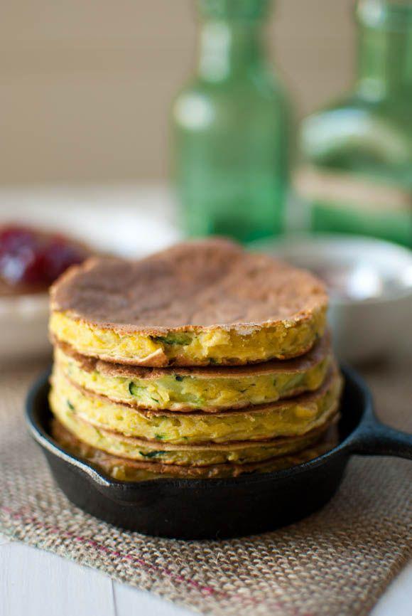 zucchini + ricotta pancakes • scandi foodie