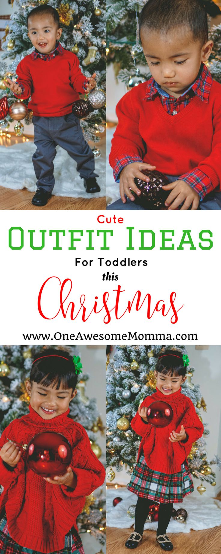 [ad] Planning Christmas outfit for your kids? Check out these cute toddler outfit ideas from @cartersbabykids! #lovecarters #kidsstyle #toddlerstyle #holidaystyle #holidayfashion | christmas outfit toddler boy | christmas outfit toddler girl | christmas outfit | christmas outfit ideas | christmas outfit ideas for kids | holiday outfits christmas | holiday outfits toddler boy | holiday outfits toddler girl | festive outfit | festive outfits christmas | carters outfits