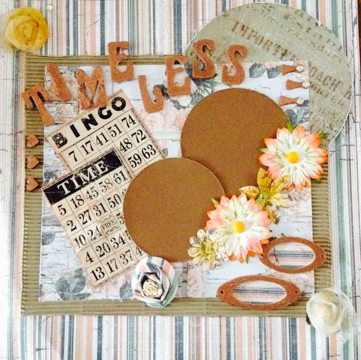 Scrap booking by Shirl
