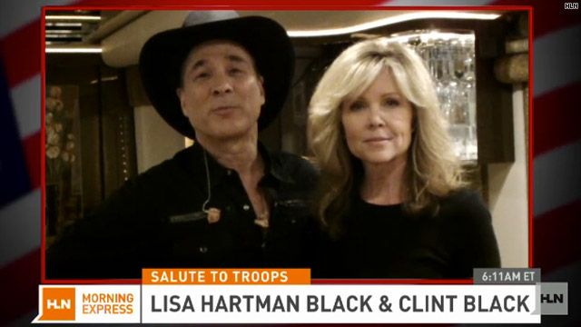 55 best lisa hartman black images on pinterest lisa for Is clint black and lisa hartman still married