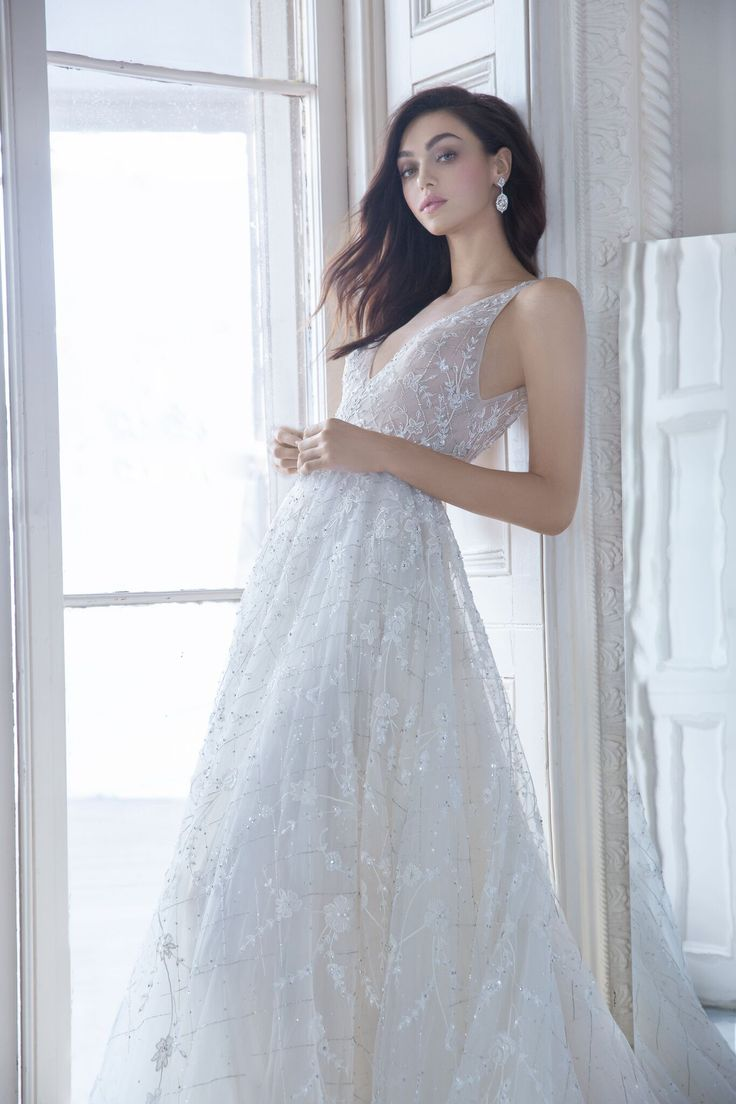 55 best Spring 2018 Bridal Collection images on Pinterest