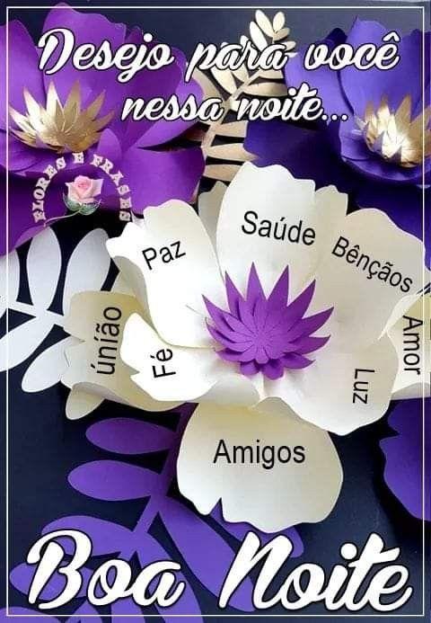 Pin De Cida Segatto Em Mensagem Boa Noite Para Familia Boa