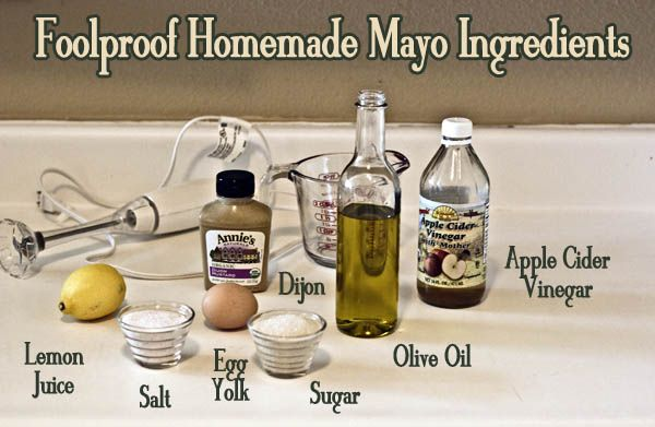 Foolproof Homemade Mayonnaise – Full of Super Secrets | Best of ...