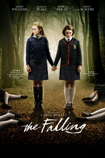 """Game Of Thrones star Maisie Williams talks about stepping into the """"sexual hysteria"""" of her new film The Falling"""