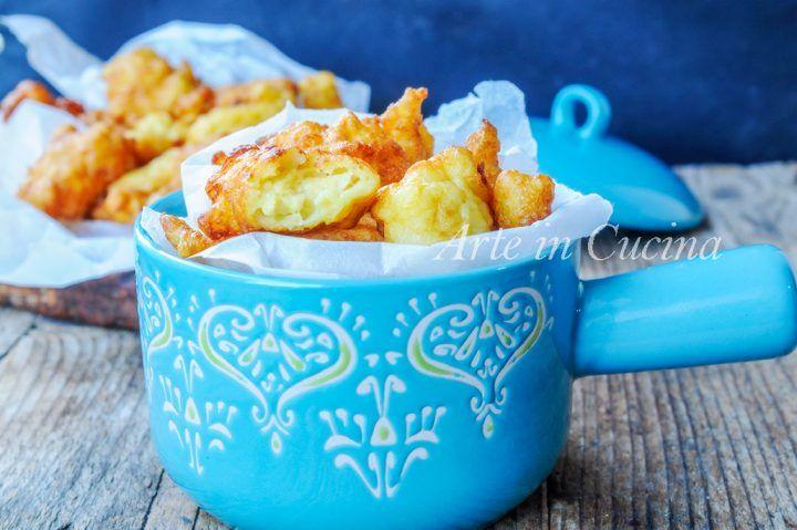 Bocconcini di patate e parmigiano ricetta velocissima | Arte in Cucina