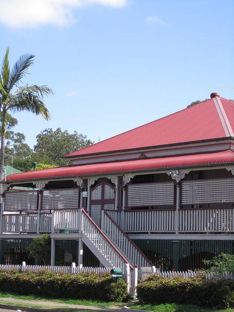 Traditional Queenslander