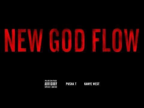 Kanye West (Feat. Pusha T) - New God Flow
