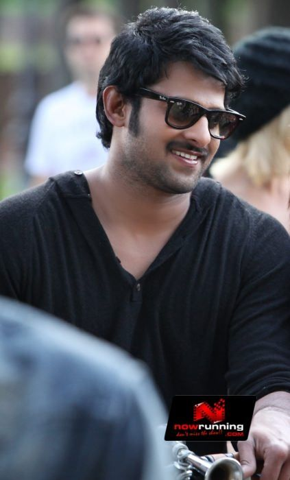 Actor Prabhas Stills