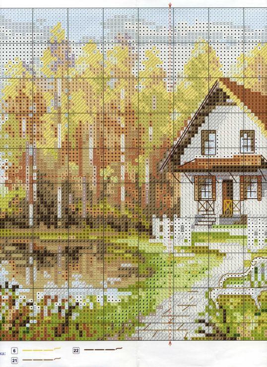 Casa en la orilla 2
