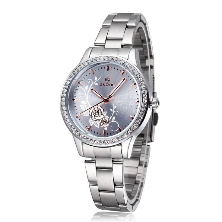 Dámské hodinky s kovovým páskem – růžové Na tento produkt se vztahuje nejen zajímavá sleva, ale také poštovné zdarma! Využij této výhodné nabídky a ušetři na poštovném, stejně jako to udělalo již velké množství spokojených …