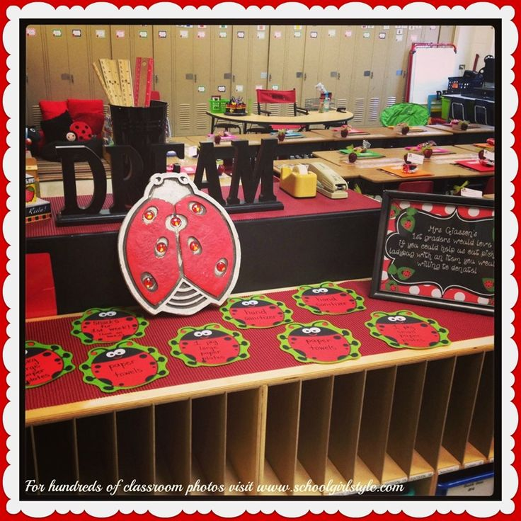 Ladybug Classroom Decor : Best images about classroom decor on pinterest book